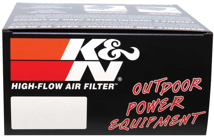 K/&N Round Air Filter FOR EZ GO MPT1200 E-4552